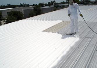 Metal Roof Water Proofing